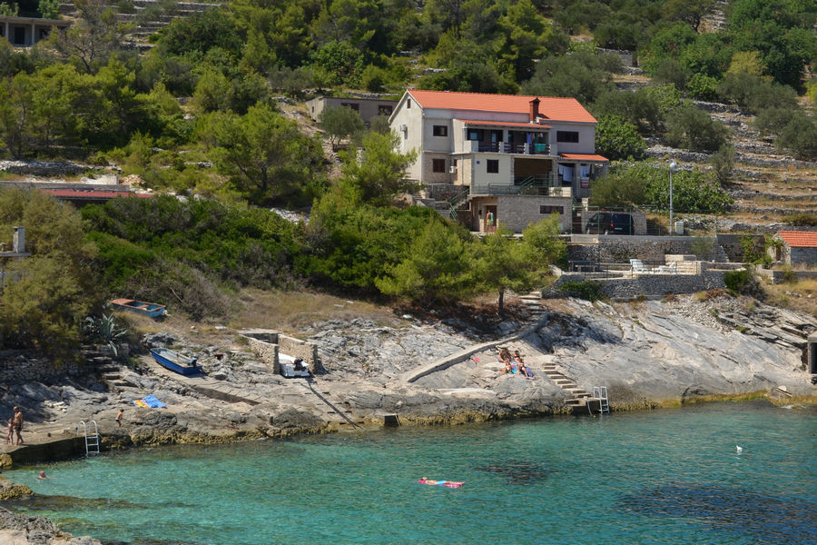 Korcula beach house Prigradica Bosnic